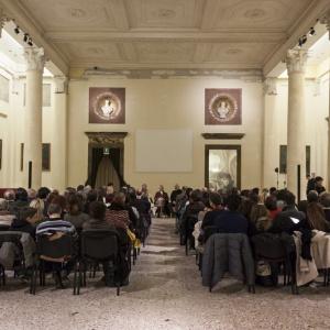 Sala delle Otto Colonne. Il pubblico ©  Elena Rosignoli