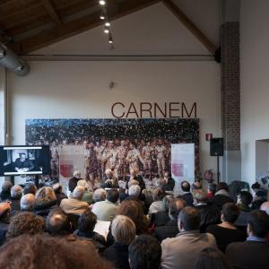 Il pubblico alla Fabbrica del Vapore © Ambra Castelli