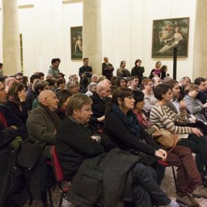 Il pubblico a Palazzo Reale © Elena Rosignoli