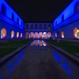 Castello Sforzesco Ph. Yuma Martellanz