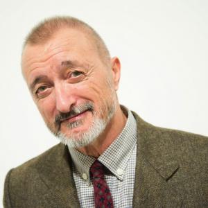 Arturo Perez Reverte Ph. Yuma Martellanz