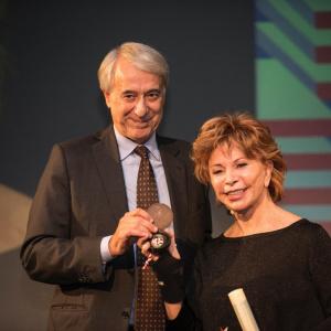 #BCM15 Consegna del sigillo della Città a Isabel Allende - ph Yuma Martellanz