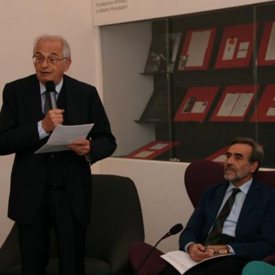 #BCM15 Enrico Decleva e Edoardo Esposito - ph Tiziano Chiesa