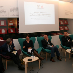 #BCM15 Lavorare in Mondadori tra gli anni Trenta e gli anni Sessanta - ph Tiziano Chiesa