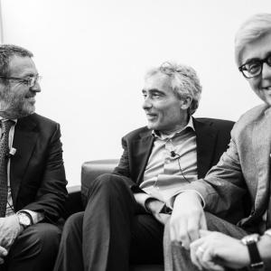 #BCM15 Tito Boeri, Alberto Foà, Danilo Taino - ph Yuma Martellanz