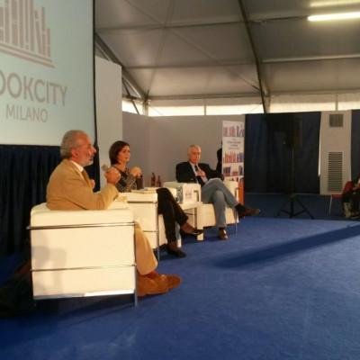 #BCM15 Laura Boldrini, Giuliano Pisapia e Gad Lerner