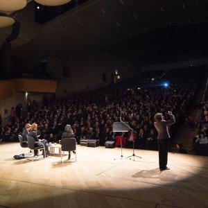 Inaugurazione #BCM16 al Teatro dal Verme - ph. Yuma Martellanz