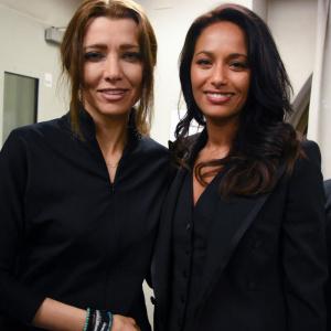 Elif Shafak e Rula Jebreal - ph. Alessandra Lanza