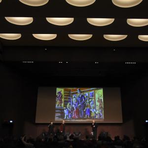 Platea al Museo della Scienza e della Tecnologia - ph. Alessandra Lanza