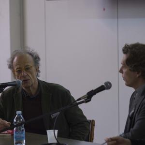 Antoine Leiris e Gherardo Colombo - ph. Fabrizio Di Nucci