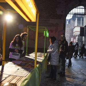 Infopoint al Castello - ph. Alessandra Lanza