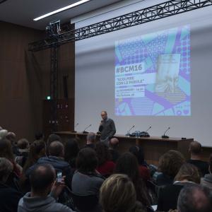 Pubblico per Erri de Luca - ph. Fabrizio Di Nucci