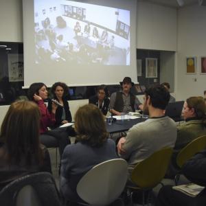 Incontro al Laboratorio Formentini per l'editoria - ph. Alessandra Lanza