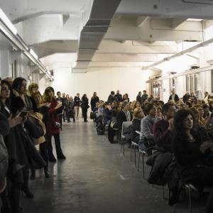 Pubblico per Enrico Mentana - ph. Alessandra Lanza