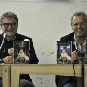 Marco Ferrante ed Enrico Mentana - ph. Alessandra Lanza