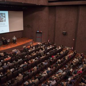 Sala piena al Museo della Scienza -ph. Elena Rosignoli