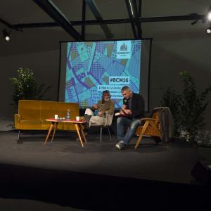 Incontro con Mauro Corona, Castello Sforzesco - ph. Fabrizio Di Nucci