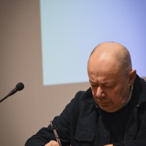 Italo Rota a #BCM16 - ph. Alessandra Lanza