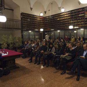 Sala piena al Castello - ph. Fabrizio Di Nucci