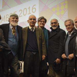 Gruppo di relatori - ph. Alessandra Lanza