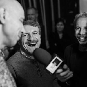 Aldo, Giovanni e Giacomo a #BCM16 - ph. Yuma Martellanz