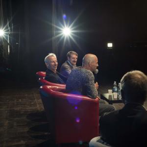 Aldo, Giovanni e Giacomo al Teatro Carcano - ph. Yuma Martellanz