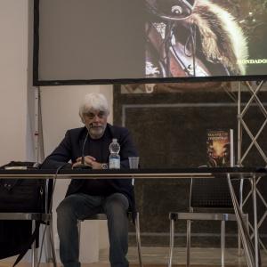 Valerio Massimo Manfredi a #BCM16 - ph. Elena Rosignoli