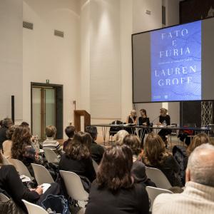Incontro con Lauren Groff - ph. Elena Rosignoli
