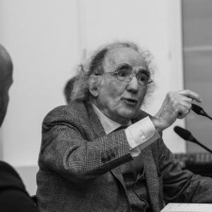 Vittorino Andreoli - ph. Yuma Martellanz