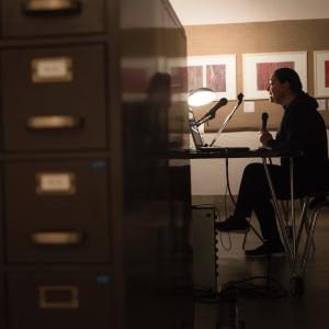 Letture in Sala Bertarelli - ph. Yuma Martellanz
