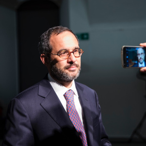 Umberto Ambrosoli a #BCM16 - ph. Yuma Martellanz