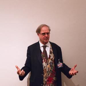 James Bradburne - ph Ruggiero Scardigno