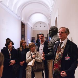 Milano Exp - appuntamento alla Pinacoteca di Brera - ph. Ruggiero Scardigno