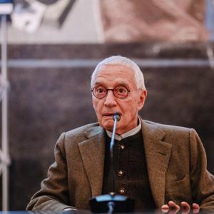 Alessandro Mendini a #BCM17 - ph. Ruggiero Scardigno