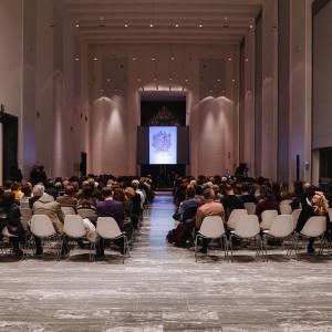 Il pubblico di #BCM17 alla Triennale di Milano - ph. Ruggiero Scardigno