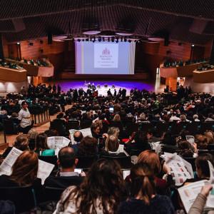Pubblico all'inaugurazione di #BCM17 - ph. Ruggiero Scardigno