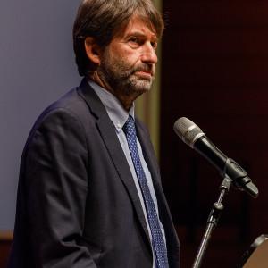 Il Ministro Franceschini a #BCM17 - ph. Ruggiero Scardigno
