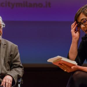 #BCM17, Daria Bignardi intervista Marc Augé - ph. Ruggiero Scardigno