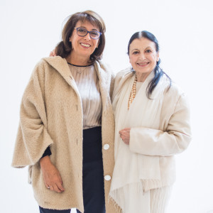 Carla Fracci e Aurora Marsotto a #BCM17 - ph. Alessandra Lanza