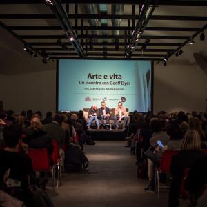 Arte e vita, incontro con Geoff Dyer a #BCM17 - ph. Alessandra Lanza