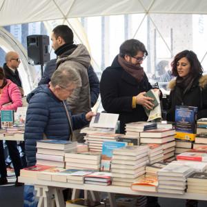 Libri e lettori a #BCM17 - ph. Alessandra Lanza