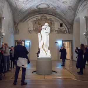 BCM Exp al Museo della Pietà Rondanini - ph. Alessandra Lanza