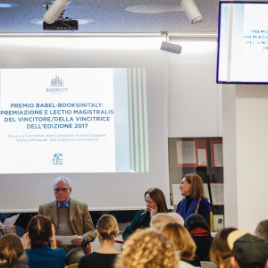 Premio Babel-Booksinitaly al Laboratorio Formentini per l'editoria - ph. Ruggiero Scardigno