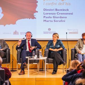 """Evento """"I confini dell'Isis"""" a #BCM17 - ph. Ruggiero Scardigno"""