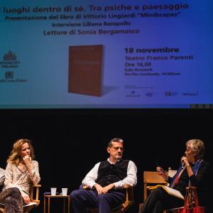 """""""I Luoghi dentro di sè. Tra psiche e paesaggio"""" al Teatro Franco Parenti - ph. Ruggiero Scardigno"""