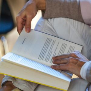 Lettori e letture a #BCM17 - ph. Ruggiero Scardigno