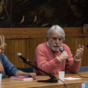 Paolo Crepet e Maria Latella a #BCM17 - ph. Marco Mazza