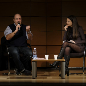 Federico Moccia ed Eleonora Gaggero a #BCM17 - ph. Camilla Bianchi