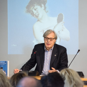 Vittorio Sgarbi a #BCM17 - ph. Alessandra Lanza