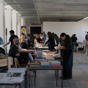 La libreria a BASE Milano - ph. Marco Mazza